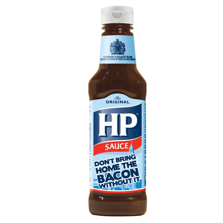 019 HP Sauce squeezy 454g