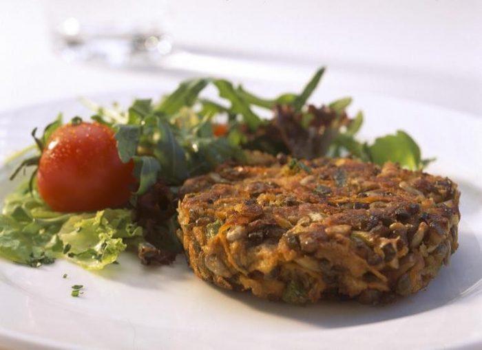 Luxury-Veggie-Burger